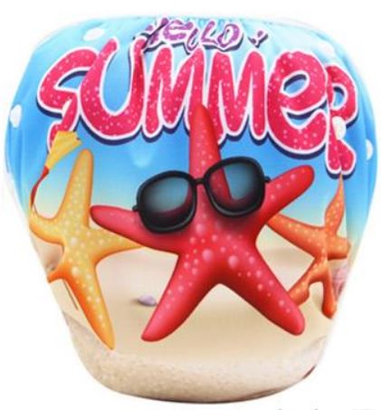 "YiFashion Swim Diaper ""Hello Summer"""