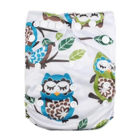 "Alva Pocket ""Big Owls"""