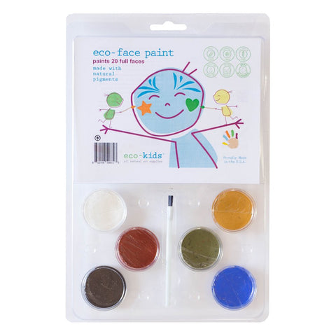 Eco-Kids Face Paint