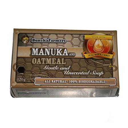 "Buncha Farmers Manuka Soap ""Oatmeal"""
