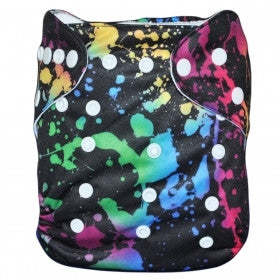 "Alva Pocket ""Paint Splatter"""