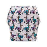 "Alva Swim Diaper ""Colorful Dodos"""