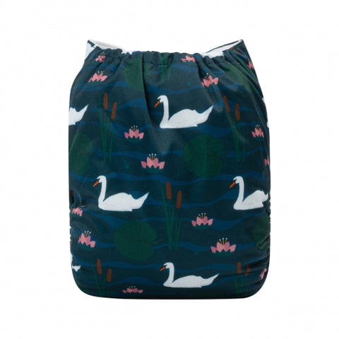"Alva Pocket ""Swan Pond"""