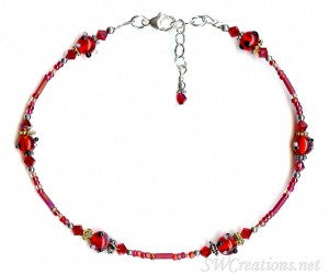 Beaded Jewelry Customer Review - Anklets