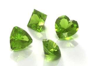 "August Birthstone ""Peridot"""