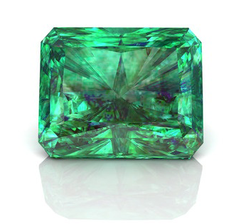 Emerald City - May Birthstone Gemstone
