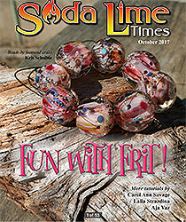 SWCreations - As Seen In - Soda Lime Times Oct 2017