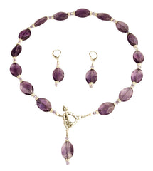 amethyst gemstone jewelry