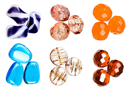 the history of czech glass in jewelry