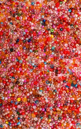 history of seed beads
