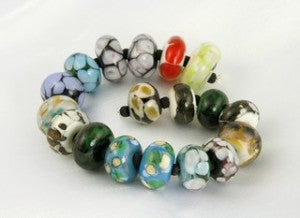 history of lampwork glassmaking
