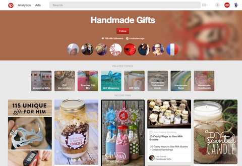 pinterest handmade gifts