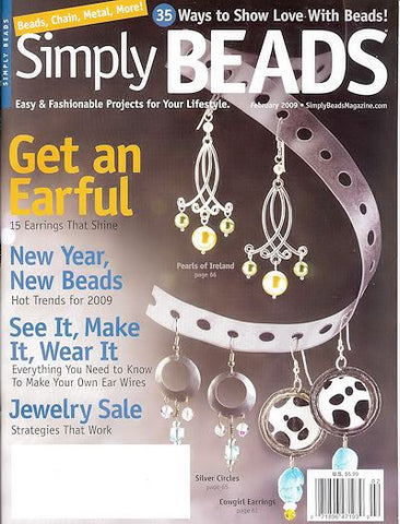 simply bead magazine