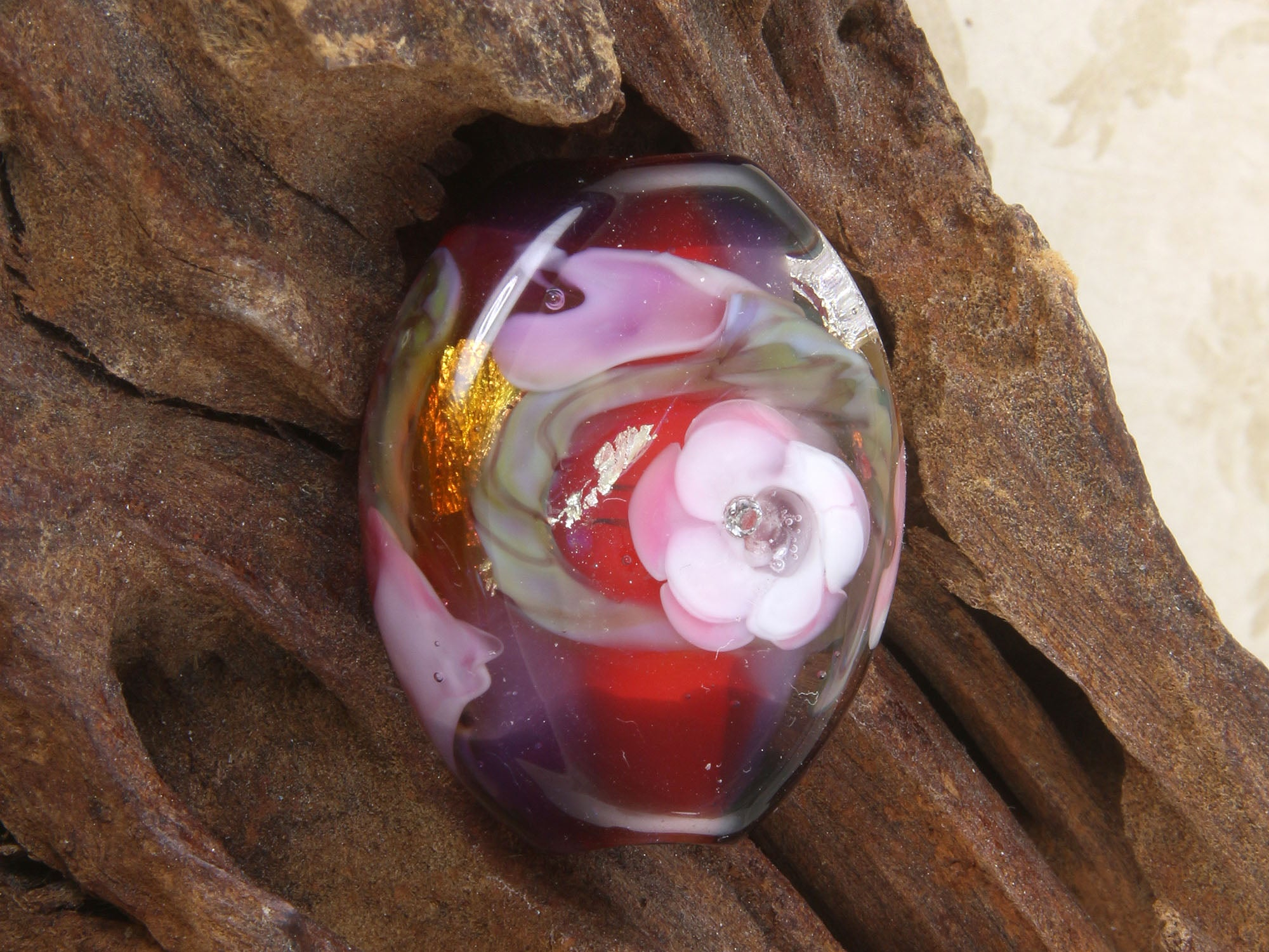 swcreations lampwork beads