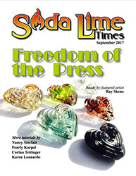 SWCreations as seen in Soda Lime Times Oct 2017