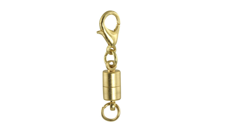 Designer Small Gold Magnet Jewelry Extender