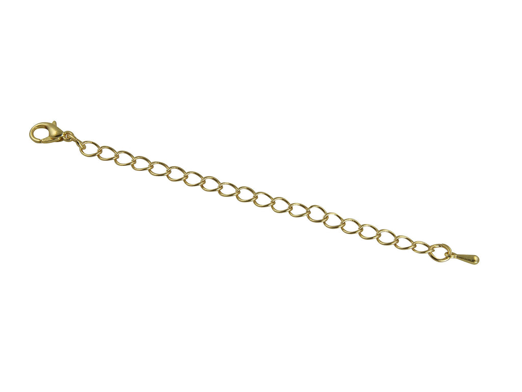Designer Gold Necklace Jewelry Extenders