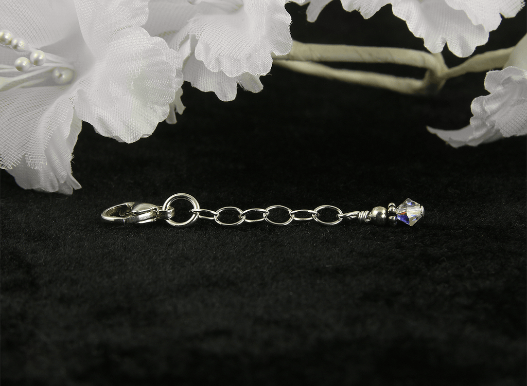 Custom Glacier Anklet Jewelry Extender