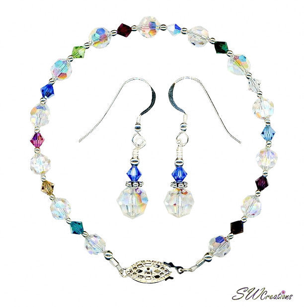 Small Generation Birthstone Dazzling Crystal Set 2 - SWCreations