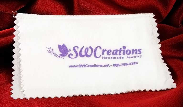 Jewelry Cleaning Cloths - SWCreations