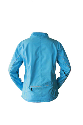 Loeka Commuter Jacket - Sky Blue