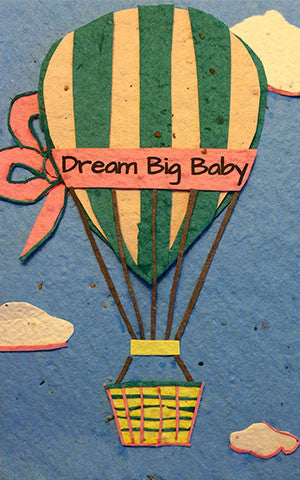 dream big baby