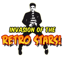 Invasion of the Retro Stars!