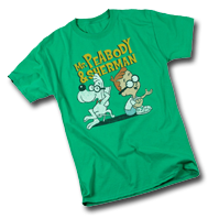 Mr. Peabody & Sherman TShirt