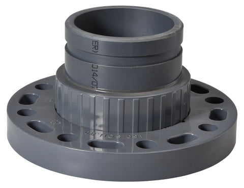"11106877 - IntegraPac End Flange (4"" NPS)    (1 PCS)"