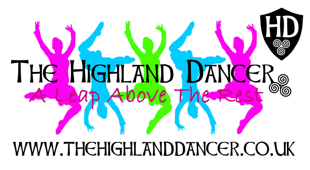 New Sign Designs from TheHighlandDancer.co.uk