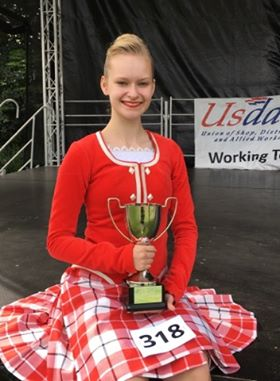 July Blog from The Highland Dancer Brand Ambassador Robyn