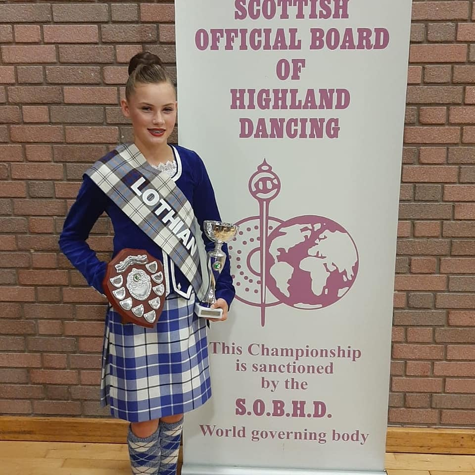 1st Blog from our Brand Ambassador Lisa for The Highland Dancer