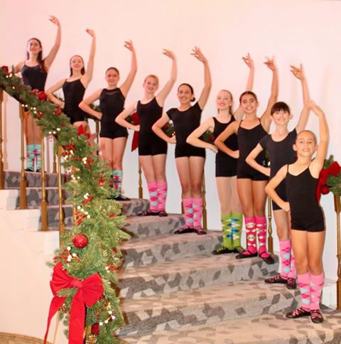 Happy December from Bermuda Highland Dancers