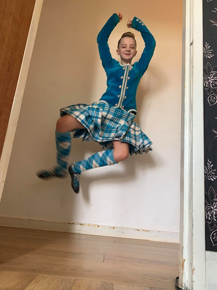 Summer Lockdown Blog Spring 2020 for The Highland Dancer