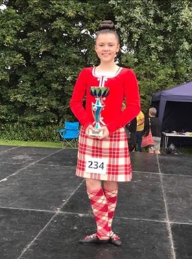 Brogan Martin's newest Blog for The Highland Dancer