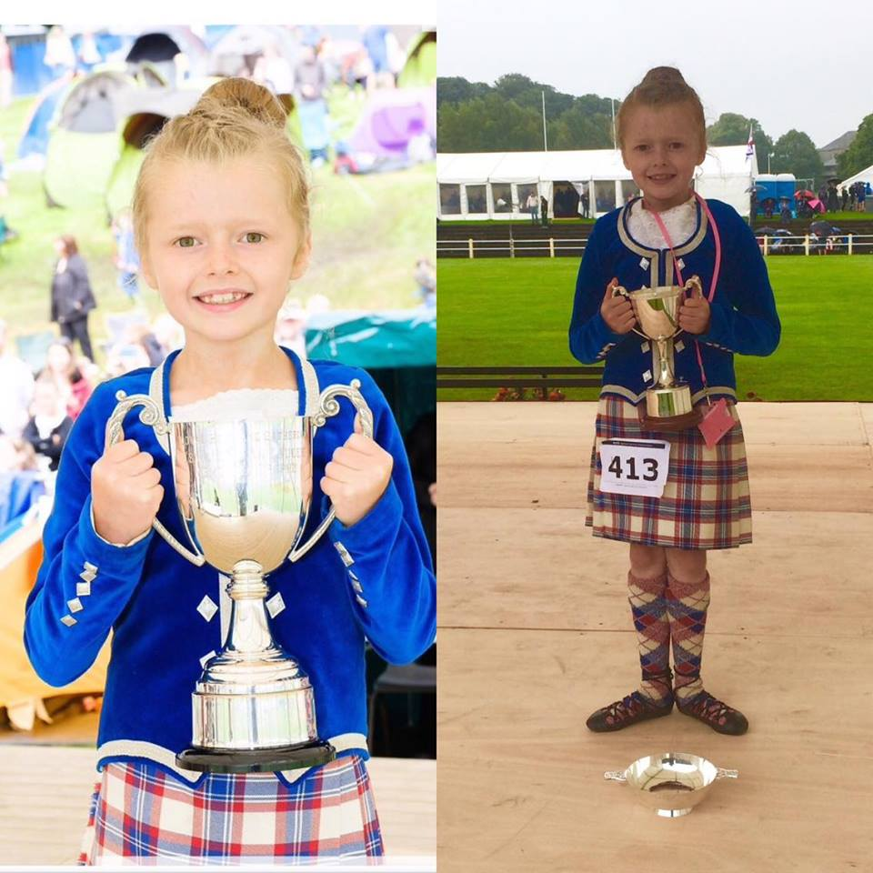 Eilidh McTaggart's 1st Blog for The Highland Dancer
