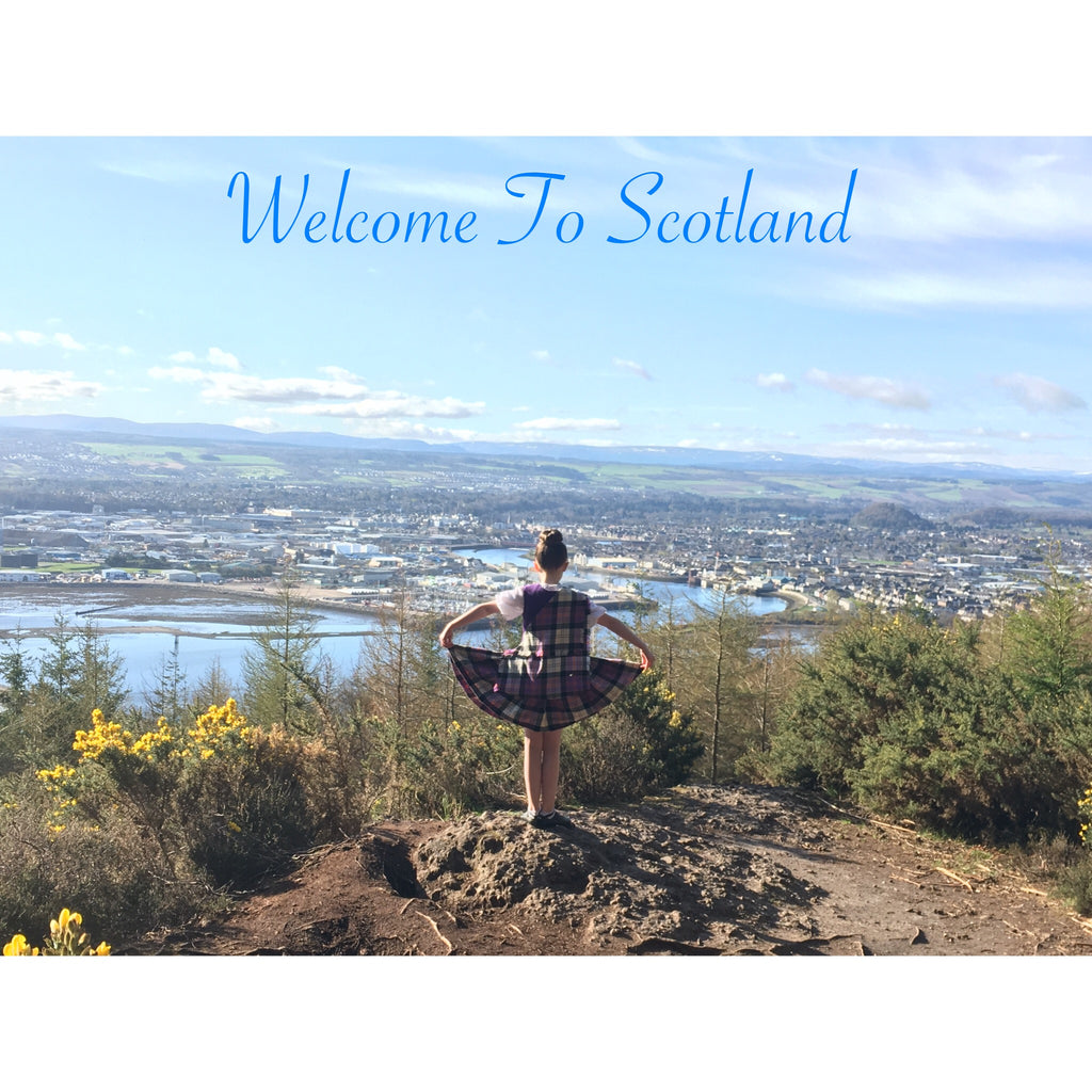 Summer 1st blog of 2018 for The Highland Dancer