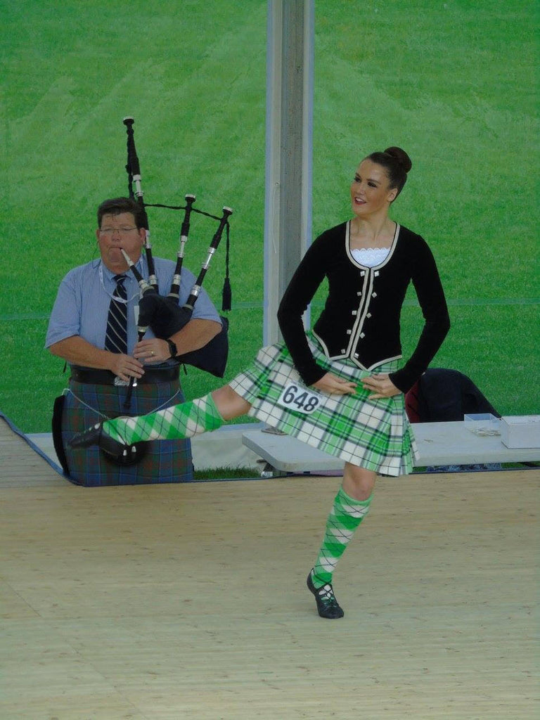 1st Blog Introducing our NEW Highland Dancer INTERNATIONAL BRAND Ambassador Elie Roe Daniel