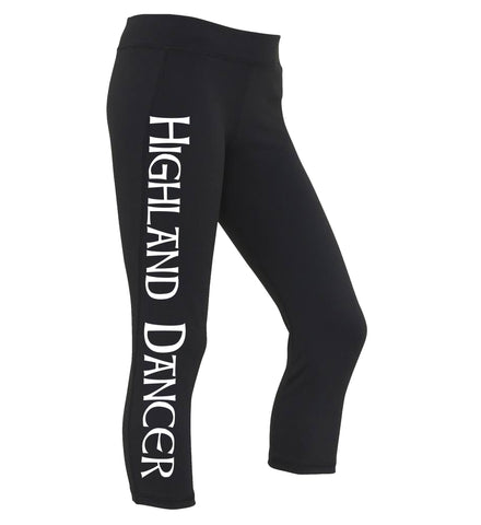 HD 3/4 Dance Pants Girls#1 - The Highland Dancer - 1