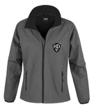 Soft Shell Fitted Jacket - Adults