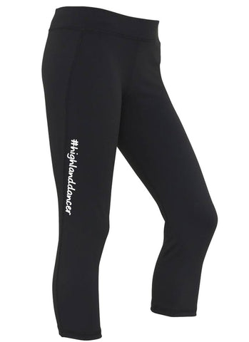 #HD 3/4 Leggings - Ladies