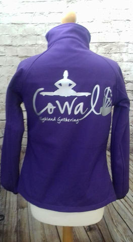 Cowal Soft Shell Fitted Jacket - Adults