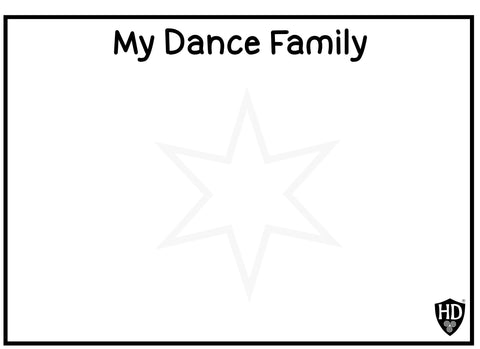 My Dance Family #1 (Free Digital Download)