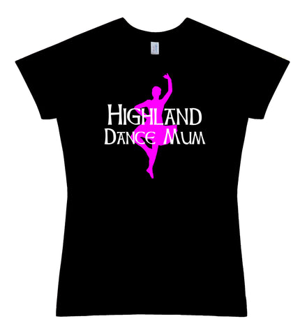 Highland Dance Mum - The Highland Dancer - 1