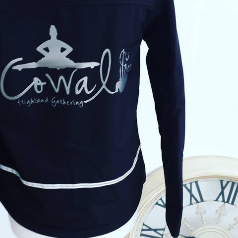 Cowal Games - Soft Shell Jacket with Hood - Kids