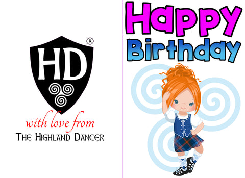 Birthday Card (FREE Digital Down Load) #1b