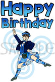 Birthday Card Boy (FREE Digital Down Load) #1
