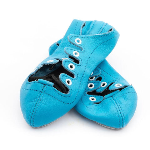 Colourz - Bright Blue - Forsyth Dancing Shoes