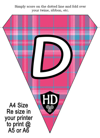 Party Buntin Tartan D - (FREE Digital Download)