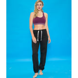 Classic Cuffed Jog Pants - Ladies
